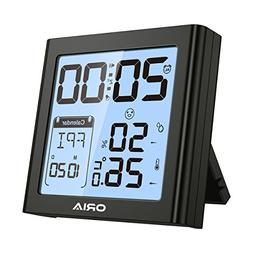 ORIA Digital Hygrometer Thermometer, Indoor Humidity Monitor