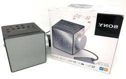 Sony ICF-C1PJ Alarm Clock FM/AM Radio with Time Projection -