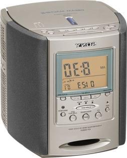 Sony ICF-CD863V AM/FM/TV/Weather Clock Radio/CD Player