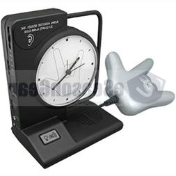 ILY-450 + LY45, Loud Alarm Clock + Bed Vibrating Shaker, Son