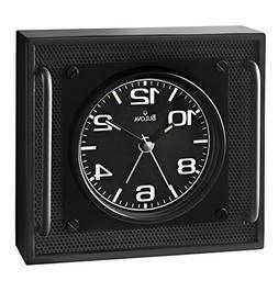 Bulova Impulse Tabletop Alarm Clock
