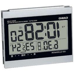 Japan CASIO DQD-720J-8JF WAVE CEPTOR table clock radio clock