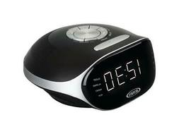 JENSEN JCR-228 Digital Bluetooth AM/FM Dual Alarm Clock Radi