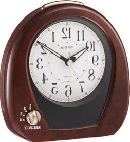 Joyful Morning Musical Alarm Clock by Rhythm Clocks
