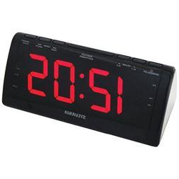 Jumbo Digital Clock Radio