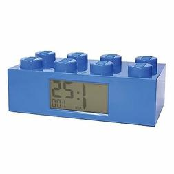 LEGO 9002151 Blue Brick Kids Light Up Alarm Clock | blue | p