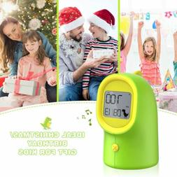 Mpow Kids Alarm Clock LED Digital Alarm Clock Sleep Trainer
