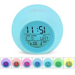 kids alarm clock updated version