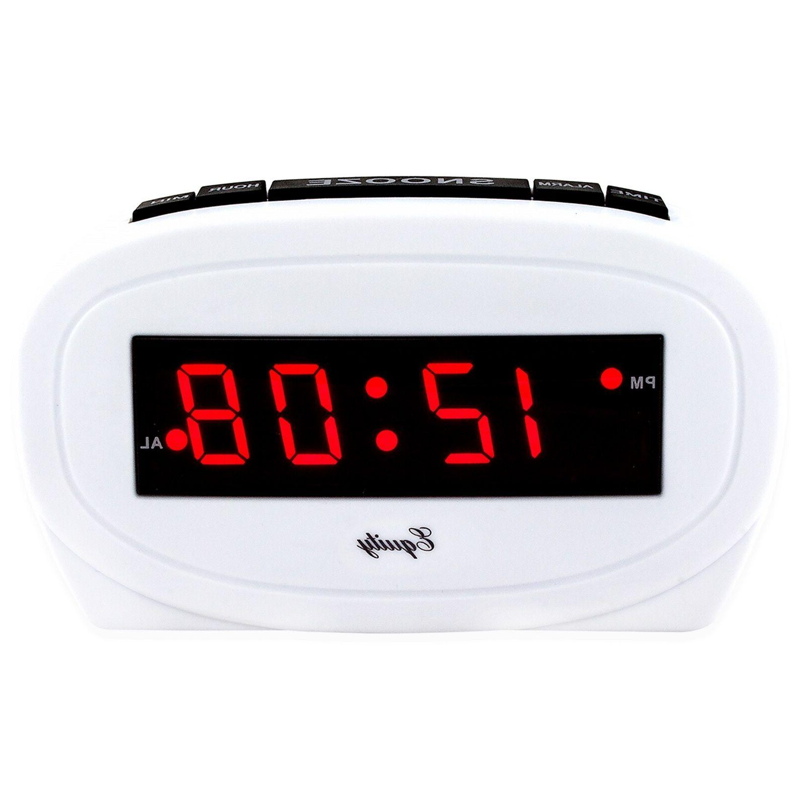 30227 electric red display alarm