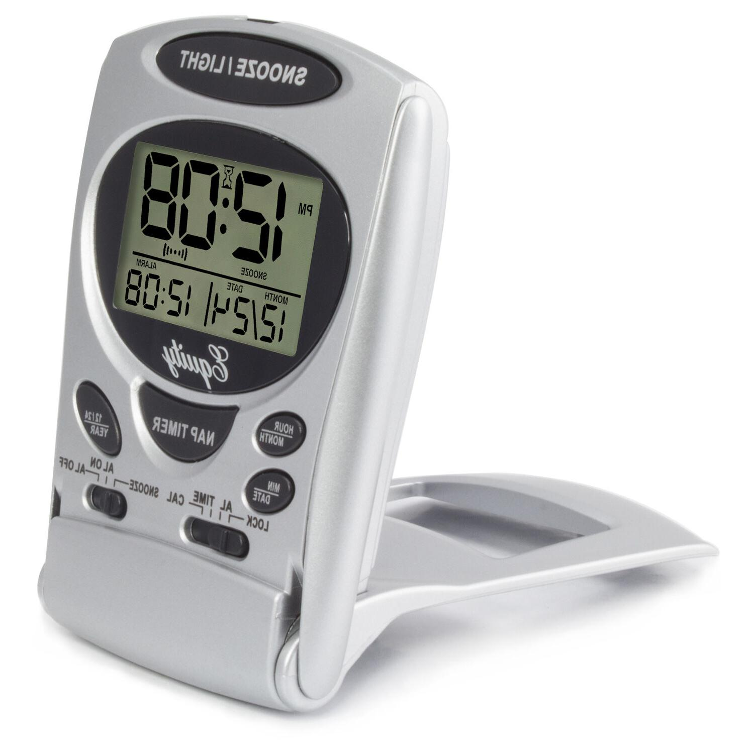 31300 Equity Crosse LCD Digital Travel Date & Day