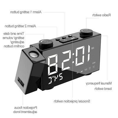 6 Clock Adjust Frequency Band Volume G0F2