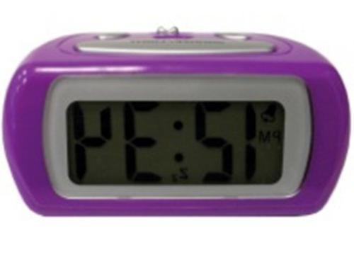 "6109AT Advance Time Technology 0.6"" LCD Digital Alarm Clock"