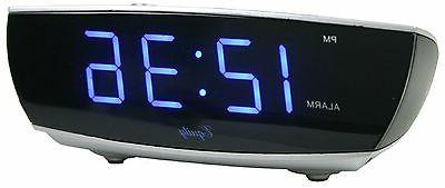 75903 Equity by Crosse AC Blue LED Alarm