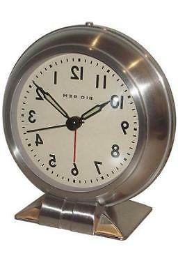 Westclox Big Ben Classic Alarm Clock 90010A