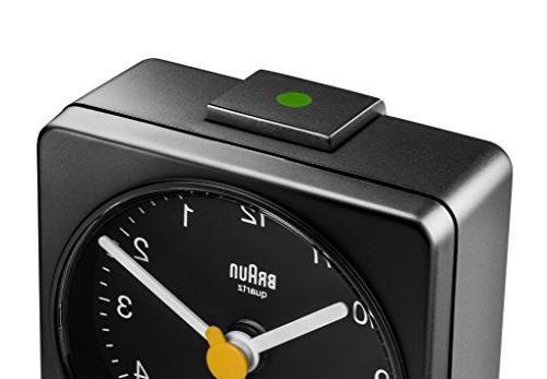 Braun Quartz Clock