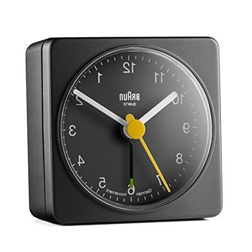 Braun Classic Quartz Alarm Clock