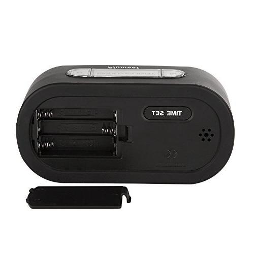 Easy Large Travel Alarm Good Light, Sound Sized, Gift Kids
