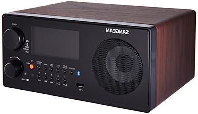 Sangean WR-22WL AM/FM-RDS/Bluetooth/USB Digital Receiver