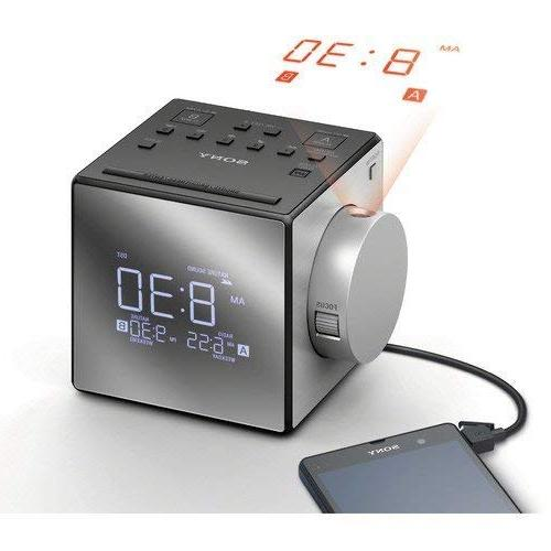 Sony Dual Radio Alarm