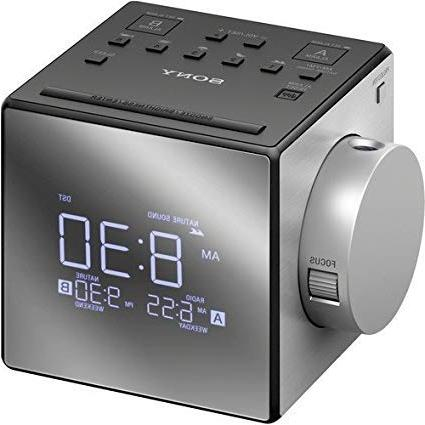 Sony Compact Radio Alarm Clock,