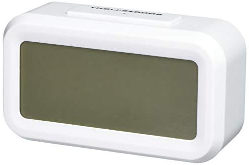 ZHPUAT Morning Clock,Low Light Sensor Technology,Light on Ba