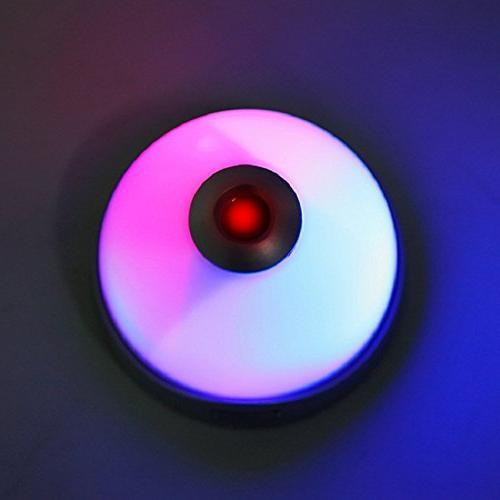 FunnyToday365 Clock Time Projection Snooze Backlight Circular Despertador
