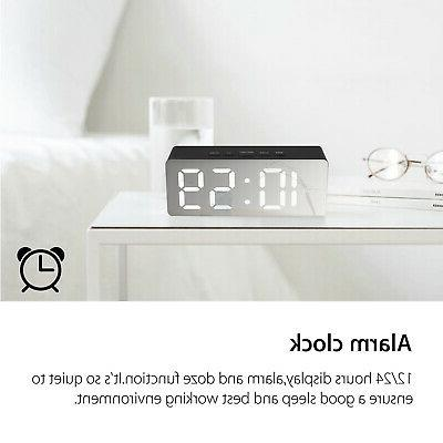 Alarm LED Modern Battery Operated