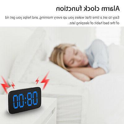 LED Display USB/Battery Sound Bedroom