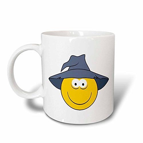 alarm clock yellow smiley face