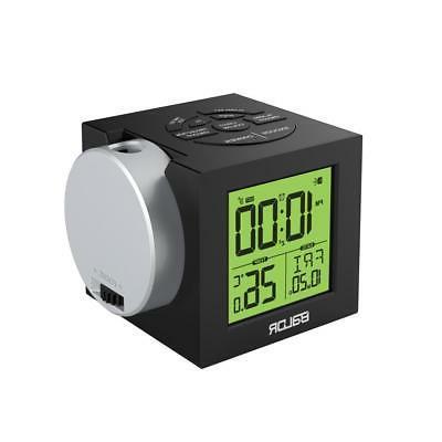 Alarm Clocks on Ceiling Backlight for Bedroom