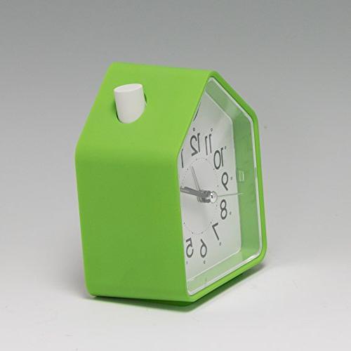 Seiko Analog Clock Chirping Bird NR434M