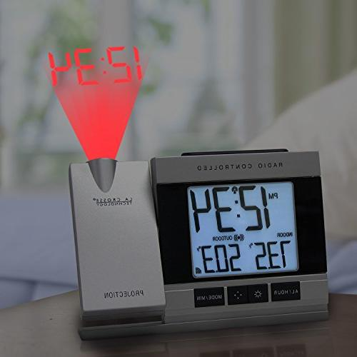 Atomic Projection with Outdoor Temperature LA TECHNOLOGY