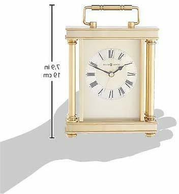 Howard Clock Carriage Quartz Movement