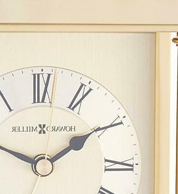 Clock 645-584 Brass Carriage Alarm Movement