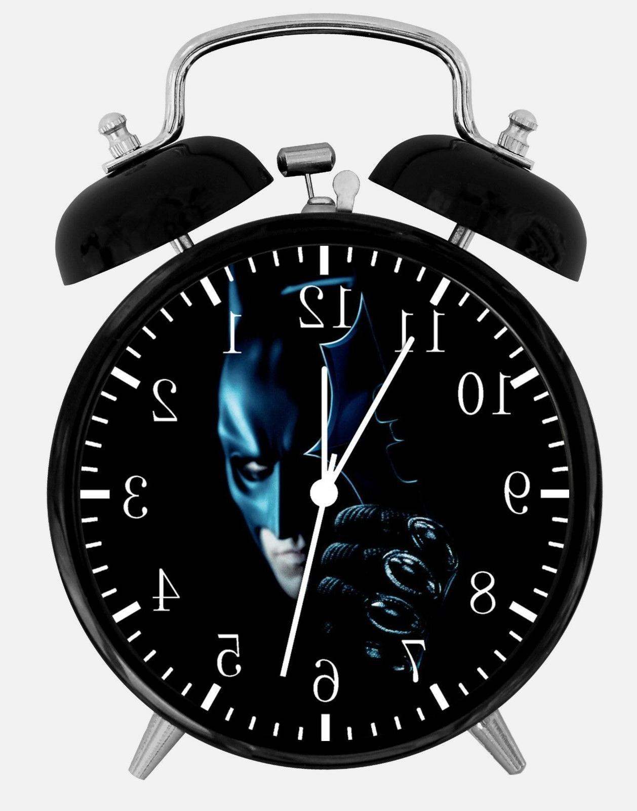 batman alarm desk clock 3 75 home