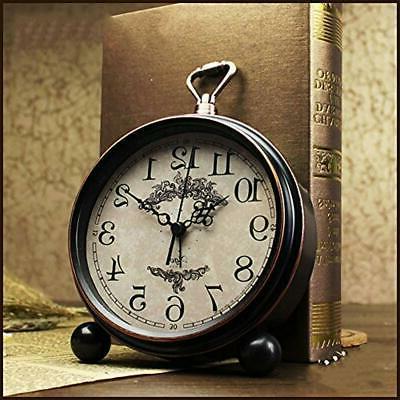 Battery Alarm & Shelf Clocks Bedroom Antique Mantel Display