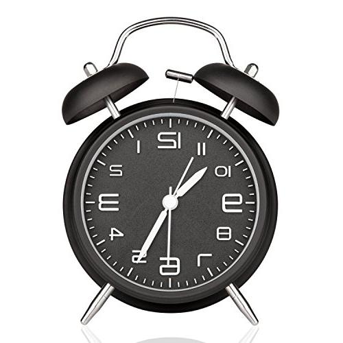 battery analogy alarm clock