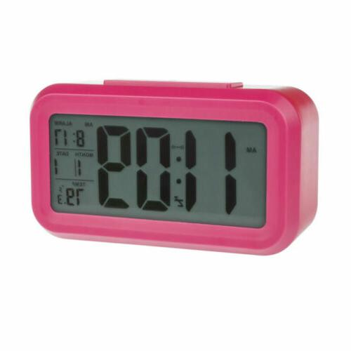 Battery LCD Digital Smart Snooze