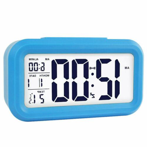 Battery Operated LCD Digital Snooze Temperature