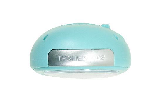 Sharp Powered Alarm Clock Glow Hands Demand