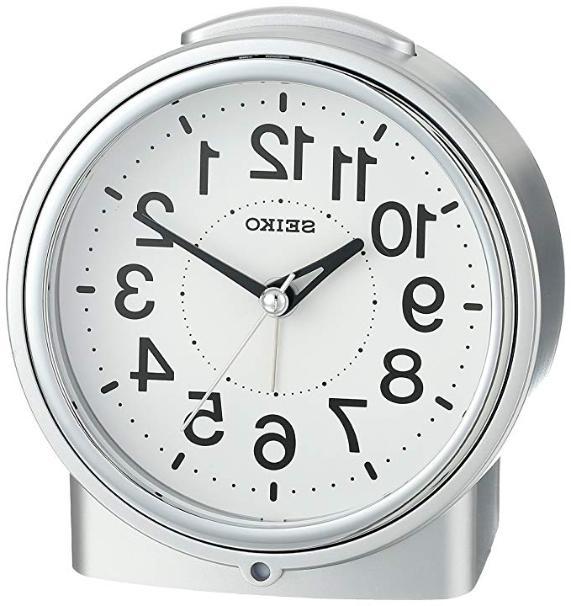 bedside alarm clock qhe117slh brand new quiet