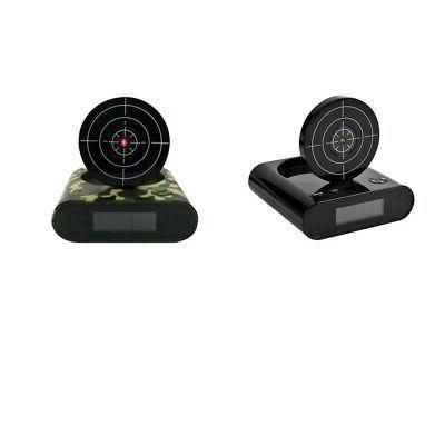 Creative Target Alarm Clock Digital Clocks For Heavy Sleeper