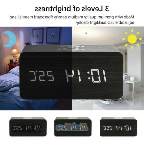 Clock Qi Wireless Fast Samung