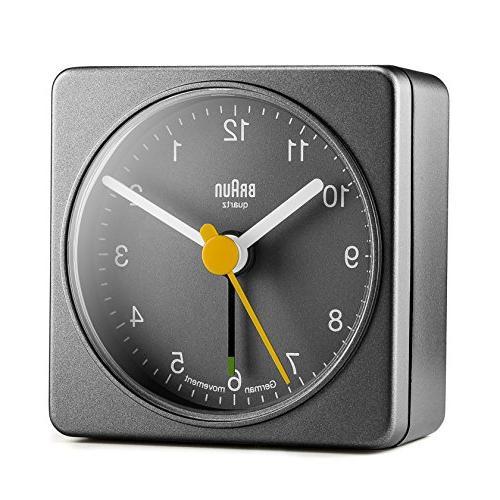 Braun BNC002GYGY Classic Quartz Clock
