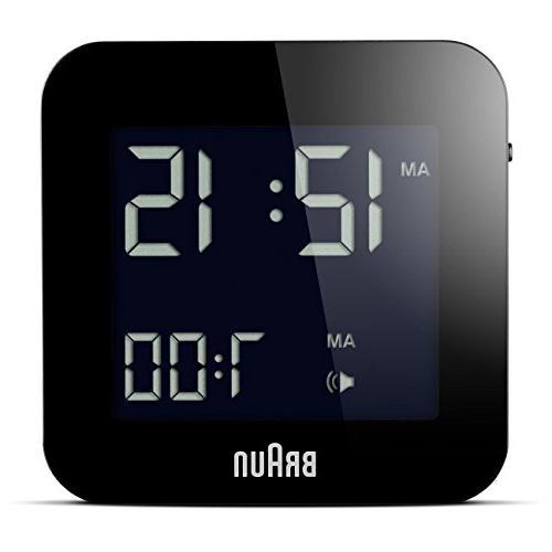 bnc008bk quartz alarm clock