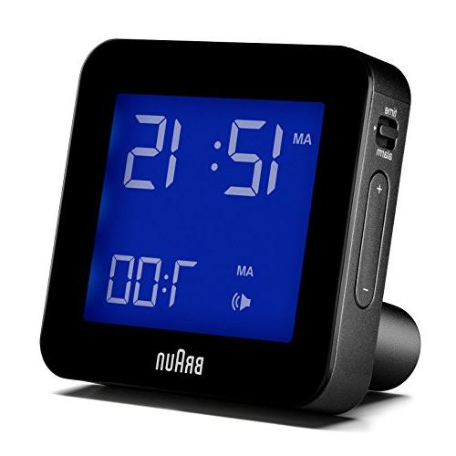 Braun Digital Quartz Alarm Clock