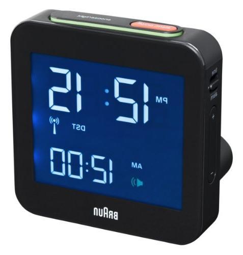Braun Quartz Alarm Clock