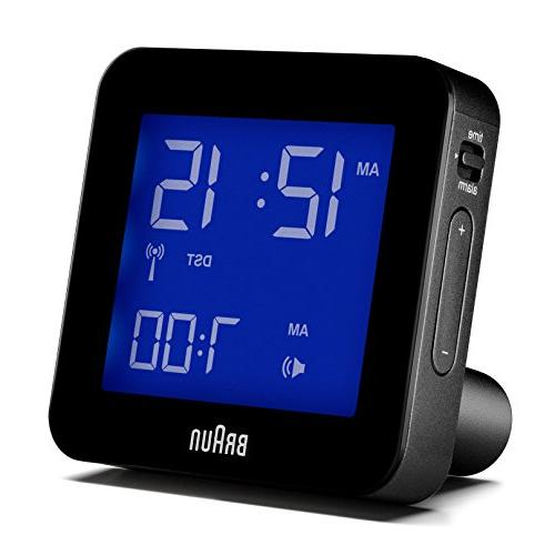 Braun BNC009BK-RC Digital Alarm