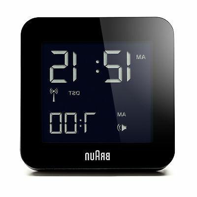 bnc009bk rc quartz alarm clock