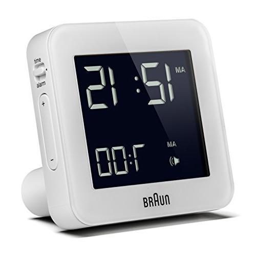 Braun Quartz Alarm